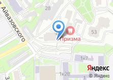 Компания «ПРИС Меткон» на карте