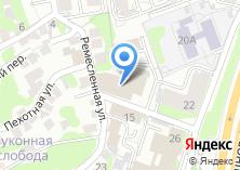 Компания «КазДомСтрой» на карте