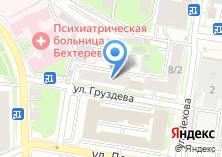 Компания «Управление градостроительных разрешений» на карте