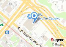 Компания «ТТС BMW» на карте