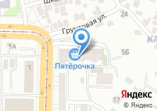 Компания «Магазин печатной продукции на Авангардной» на карте