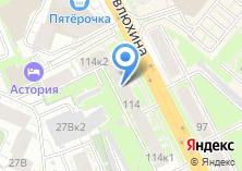 Компания «РОСТГОРСТРАХ» на карте