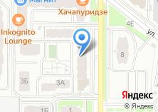Компания «ЮСВР» на карте