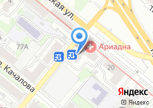Компания «SkyLine» на карте