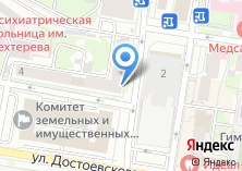 Компания «АК БАРС БАНК Казанский филиал» на карте