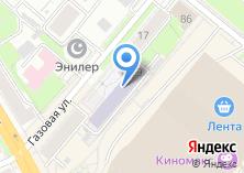 Компания «Российский исламский институт» на карте