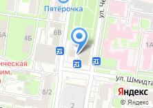Компания «Цирюльня на Чехова» на карте