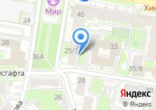Компания «Адвокатский кабинет Бушмакиной И.И» на карте