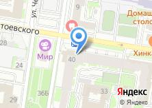 Компания «Служба заказа грузчиков» на карте