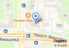 Компания «Магазин женской одежды на проспекте Ямашева» на карте