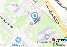 Компания «ЗАКАЗАТЬ ЯНДЕКС ДИРЕКТ» на карте
