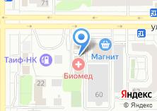Компания «Арагон» на карте