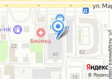 Компания «Авангард-Риэлт» на карте