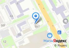Компания «АУДИТ СЕРВИС» на карте