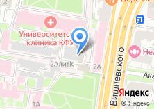 Компания «АстраСтрой» на карте