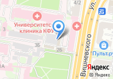 Компания «ВолгаХимТранс» на карте
