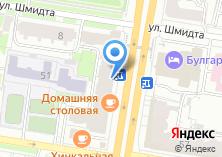 Компания «Зайнап» на карте