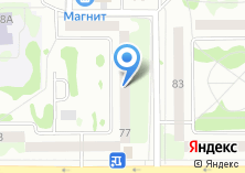Компания «Леди-Фуршет» на карте