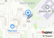 Компания «Альфа-Медика Казань» на карте