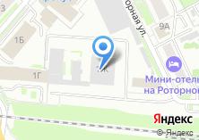 Компания «ТАХОГРАФЫ ГЛОНАСС СКЗИ союз мастерских» на карте