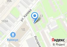 Компания «Волга-5» на карте
