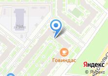 Компания «Автокомплект+» на карте