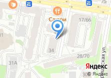 Компания «БАБАЕВСКАЯ» на карте