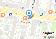 Компания «Едок» на карте