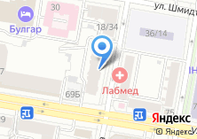 Компания «Флорэт» на карте