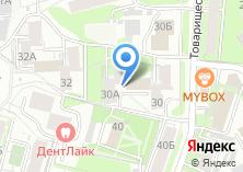 Компания «Общежитие КНИТУ-КАИ» на карте
