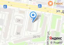 Компания «Дом Строй-Регион» на карте