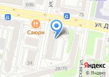 Компания «ОПЕН СЕРВИС КАЗАНЬ» на карте