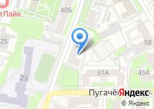 Компания «Общежитие КНИТУ» на карте