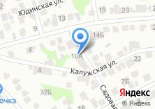 Компания «CitySky» на карте