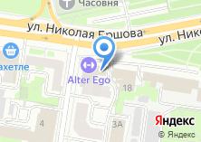 Компания «Школа фитнеса Варвары Медведевой» на карте