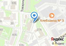 Компания «Prachka com» на карте