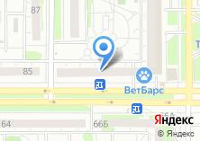 Компания «Арфа - Все для интерьера» на карте