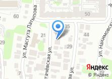 Компания «Бизнес-Эскорт» на карте
