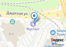 Компания «АЗС на Даурской» на карте