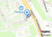 Компания «Копицентр» на карте