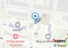 Компания «Фонд обязательного медицинского страхования Республики Татарстан» на карте