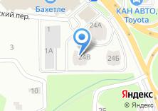 Компания «Стоматология на Танковом кольце» на карте