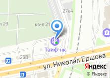 Компания «Сеть автомоек» на карте