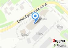 Компания «EKF elektrotechnika производственно-торговая фирма» на карте
