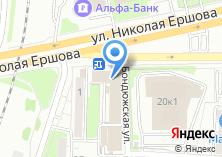 Компания «Детективное агентство» на карте