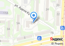 Компания «Синтон» на карте