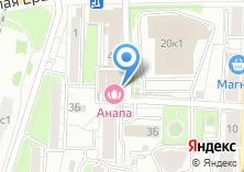 Компания «Ивелла» на карте