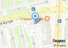 Компания «Lotus» на карте