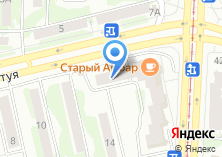 Компания «Авто» на карте