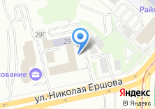 Компания «НАПОР» на карте
